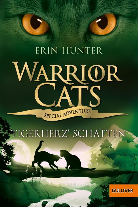 Cover-Bild Warrior Cats - Special Adventure. Tigerherz' Schatten