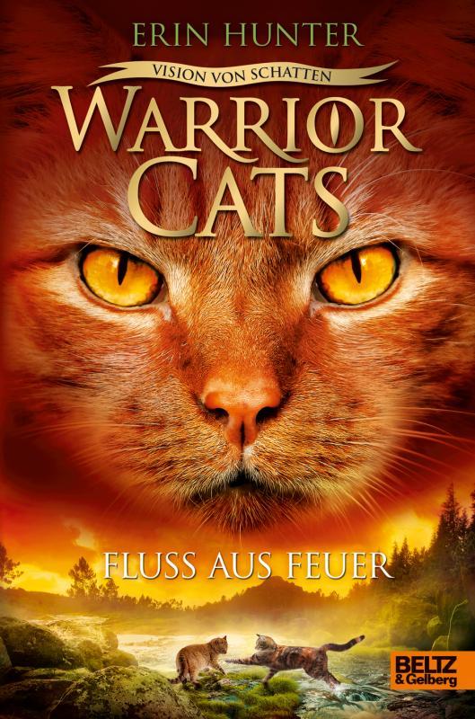 Cover-Bild Warrior Cats - Vision von Schatten. Fluss aus Feuer