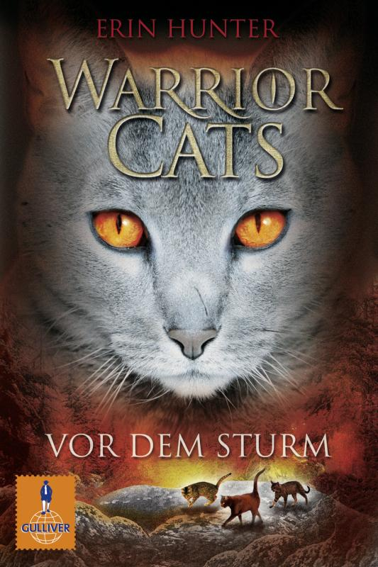 Cover-Bild Warrior Cats. Vor dem Sturm