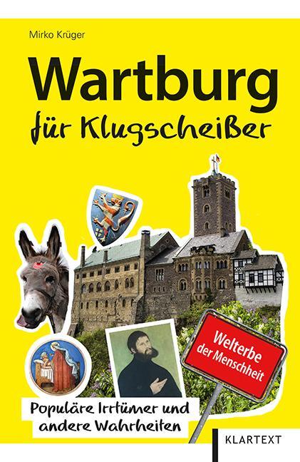 Cover-Bild Wartburg für Klugscheißer