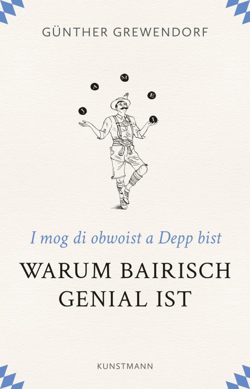 Cover-Bild Warum Bairisch genial ist