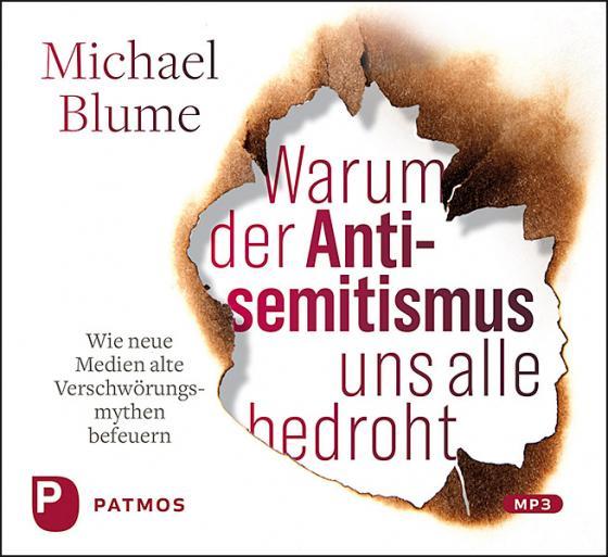 Cover-Bild Warum der Antisemitismus uns alle bedroht