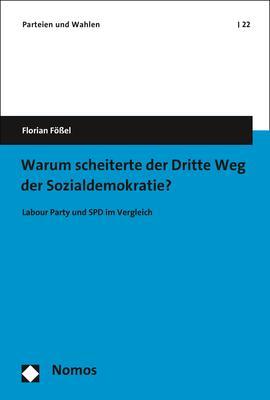 Cover-Bild Warum scheiterte der Dritte Weg der Sozialdemokratie?