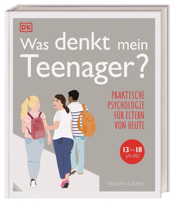 Cover-Bild Was denkt mein Teenager?