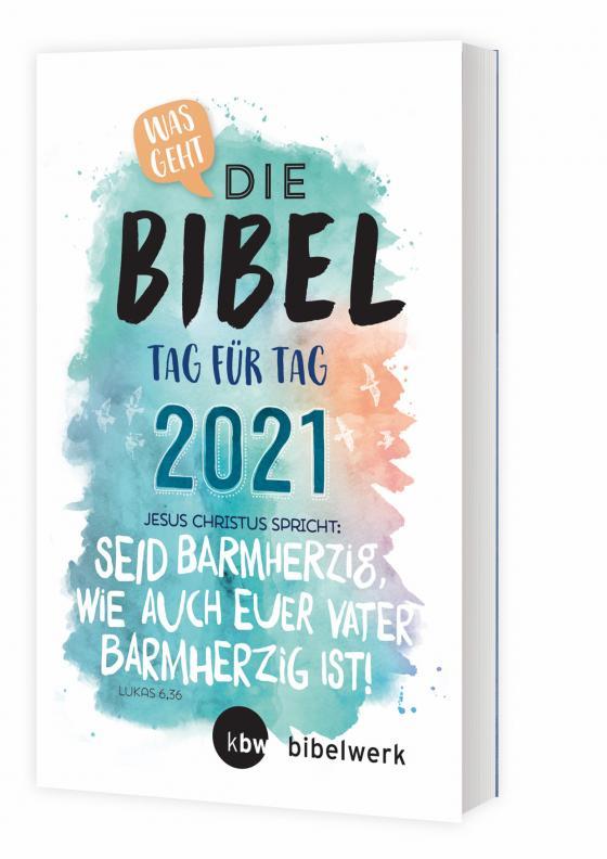 Cover-Bild Was geht Die Bibel Tag für Tag 2021