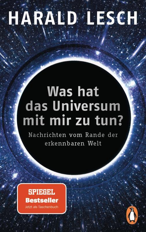 Cover-Bild Was hat das Universum mit mir zu tun?