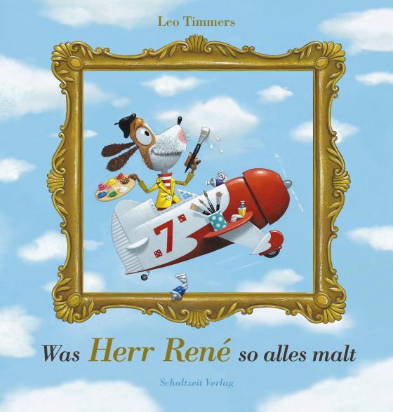 Cover-Bild Was Herr René so alles malt