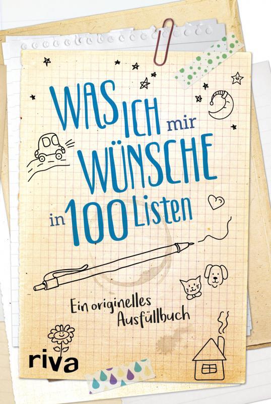 Cover-Bild Was ich mir wünsche in 100 Listen