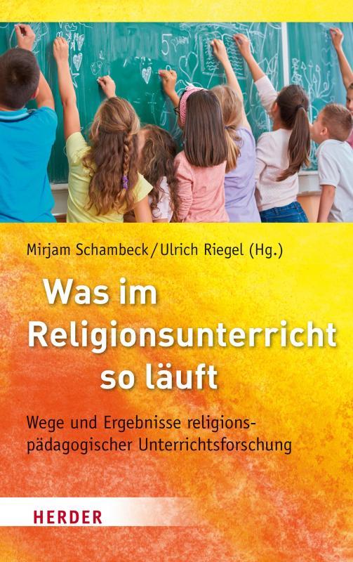 Cover-Bild Was im Religionsunterricht so läuft