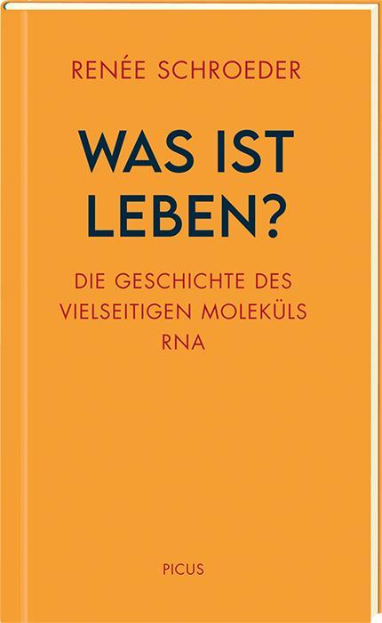 Cover-Bild Was ist Leben?