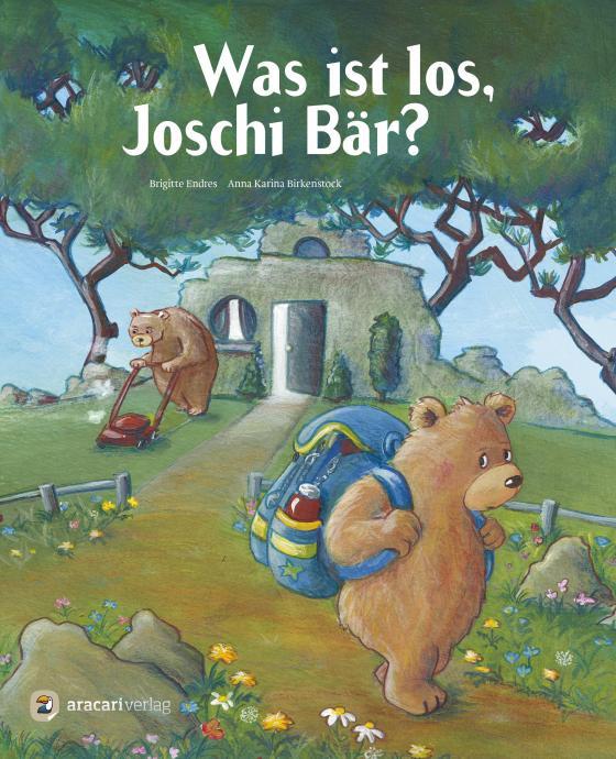 Cover-Bild Was ist los, Joschi Bär?