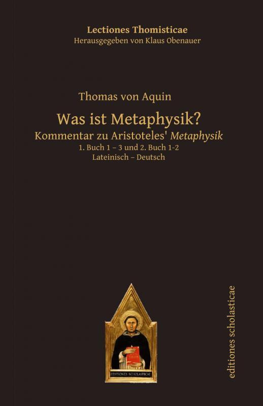 Cover-Bild Was ist Metaphysik?