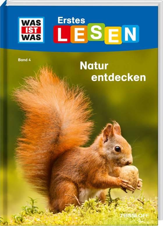 Cover-Bild WAS IST WAS Erstes Lesen, Band 4: Natur entdecken und schützen