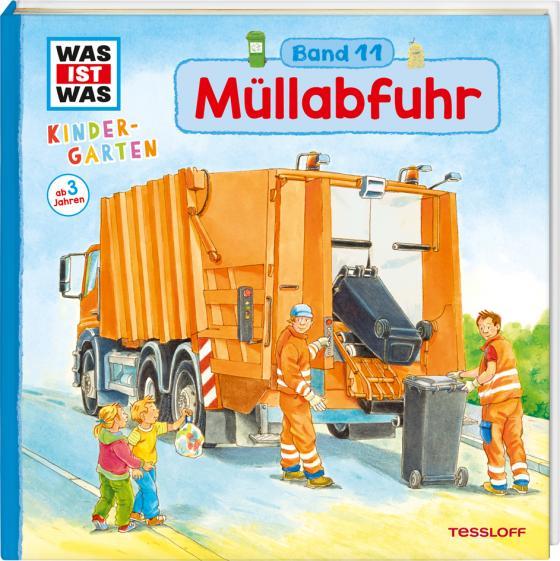 Cover-Bild WAS IST WAS Kindergarten, Band 11 Müllabfuhr