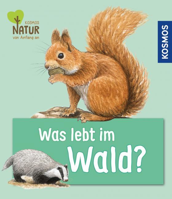 Cover-Bild Was lebt im Wald?