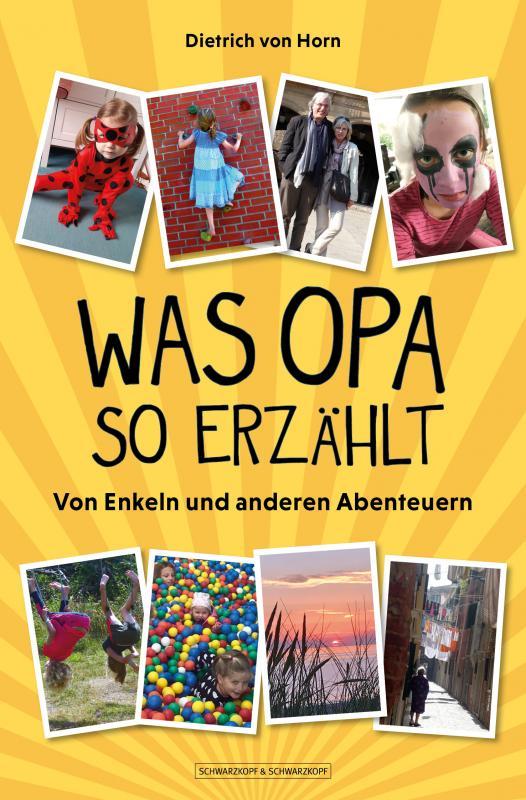 Cover-Bild Was Opa so erzählt