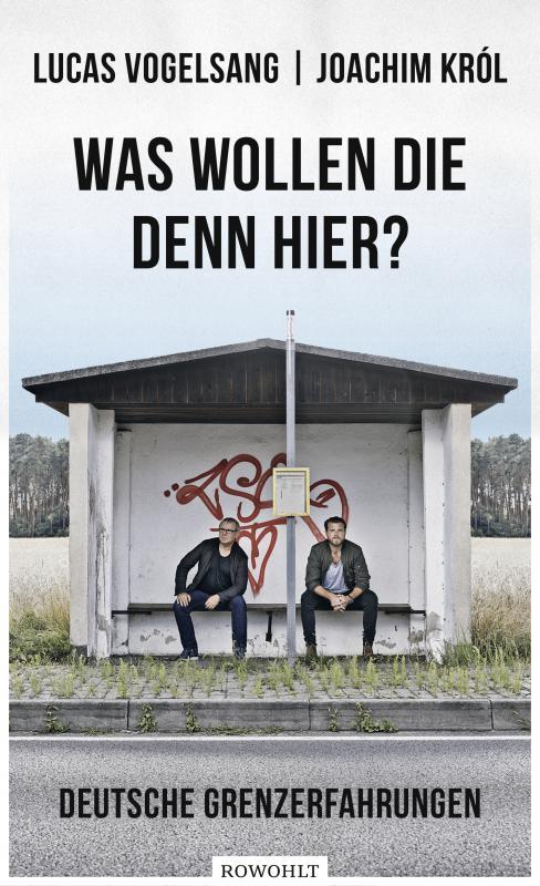 Cover-Bild Was wollen die denn hier?