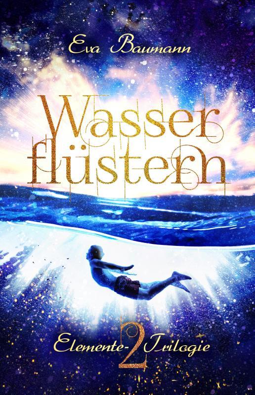 Cover-Bild Wasserflüstern
