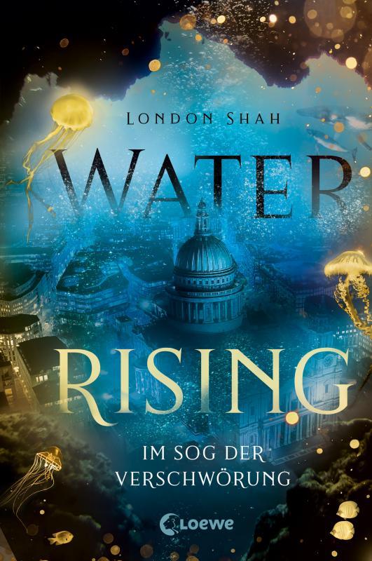 Cover-Bild Water Rising (Band 2) - Im Sog der Verschwörung