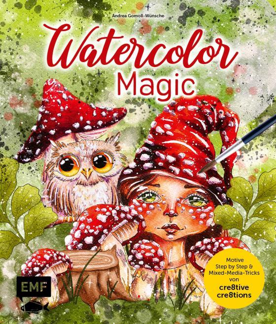 Cover-Bild Watercolor Magic