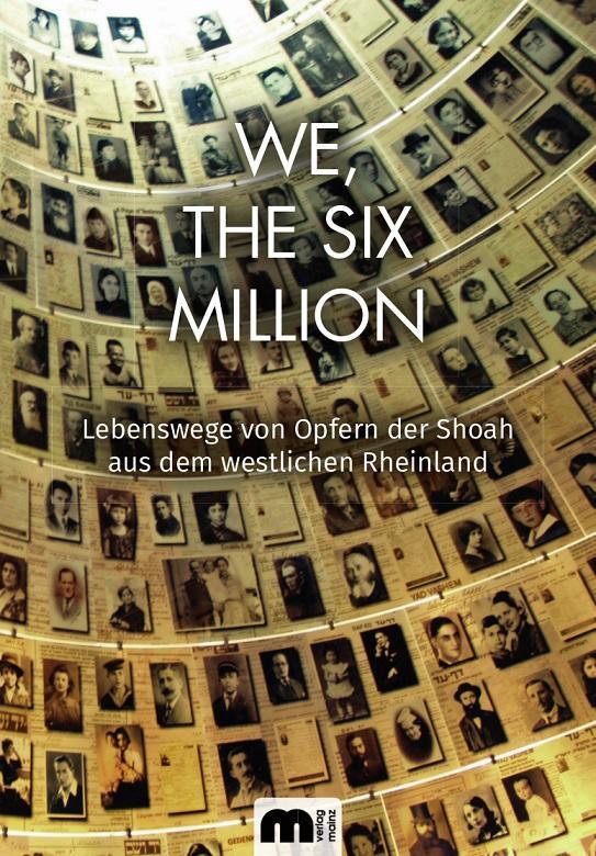 Cover-Bild We, The Six Million