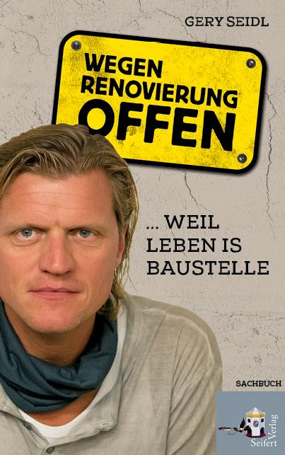 Cover-Bild Wegen Renovierung offen