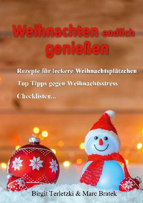 Cover-Bild Weihnachten endlich genießen
