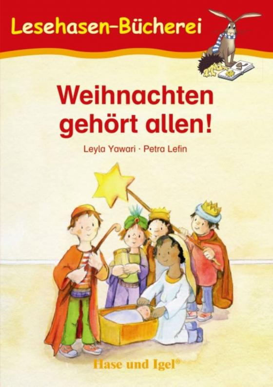 Cover-Bild Weihnachten gehört allen!