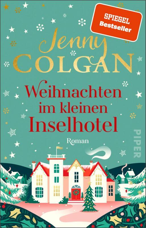 Cover-Bild Weihnachten im kleinen Inselhotel