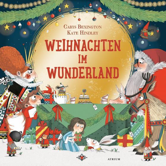 Cover-Bild Weihnachten im Wunderland