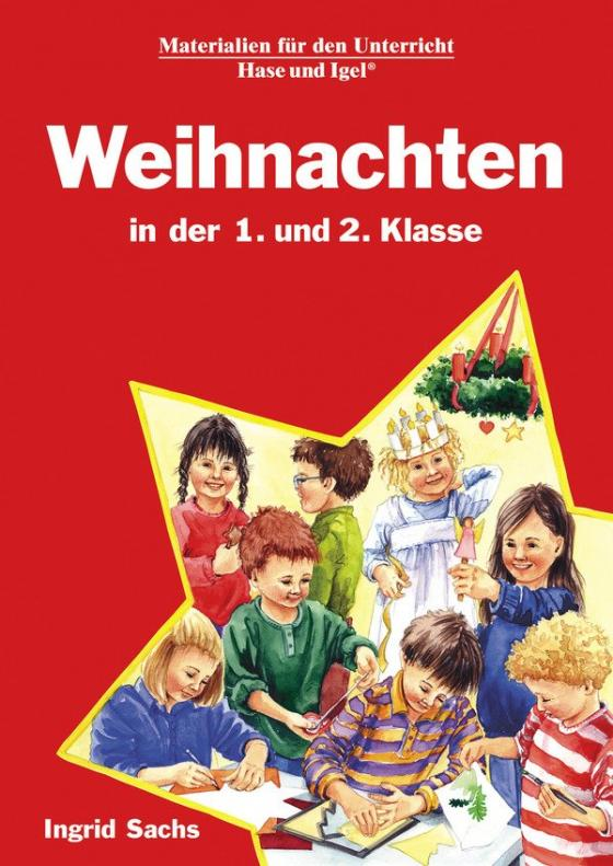 Cover-Bild Weihnachten in der 1. und 2. Klasse