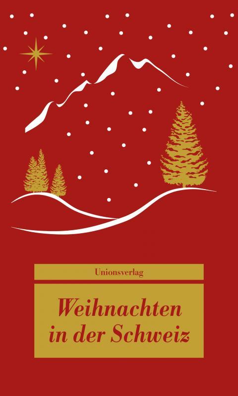 Cover-Bild Weihnachten in der Schweiz