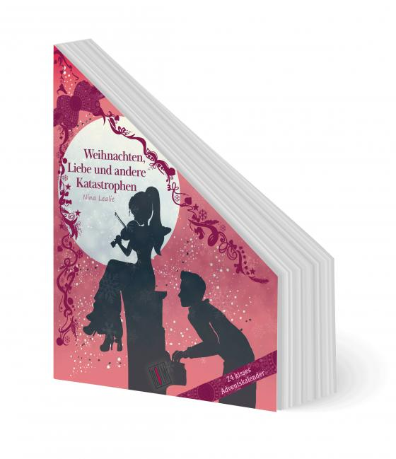 Cover-Bild Weihnachten, Liebe und andere Katastrophen