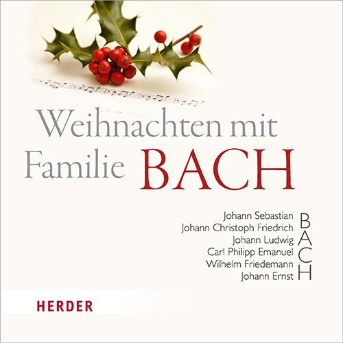 Cover-Bild Weihnachten mit Familie Bach