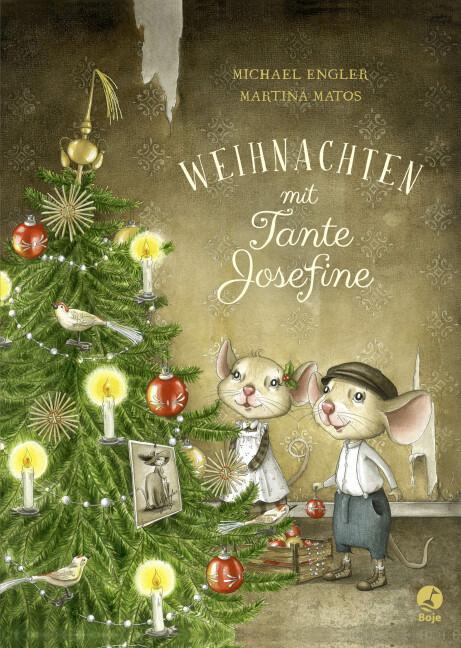 Cover-Bild Weihnachten mit Tante Josefine (Mini-Ausgabe)