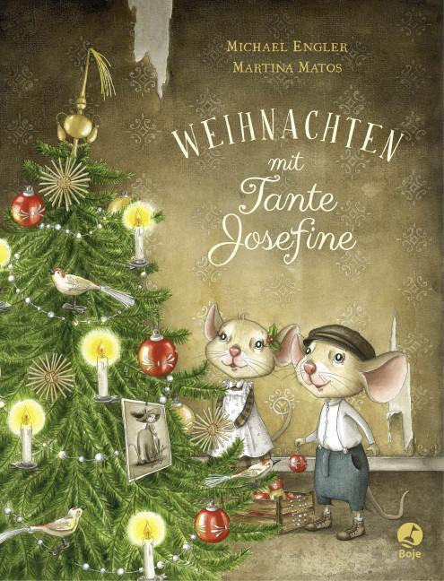 Cover-Bild Weihnachten mit Tante Josefine