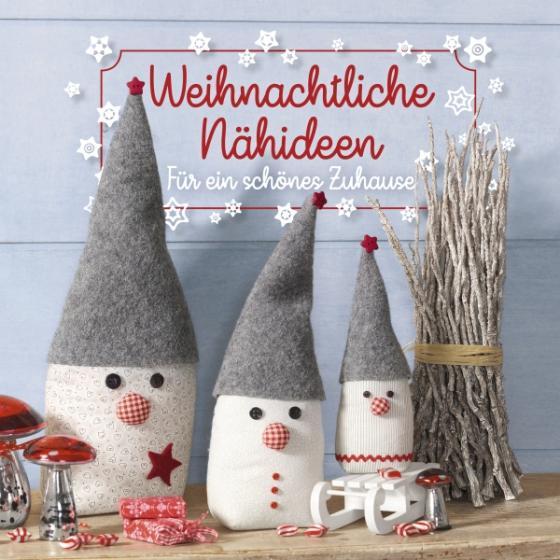 Cover-Bild Weihnachtliche Nähideen