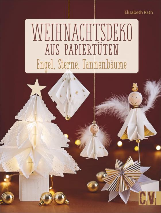 Cover-Bild Weihnachtsdeko aus Papiertüten