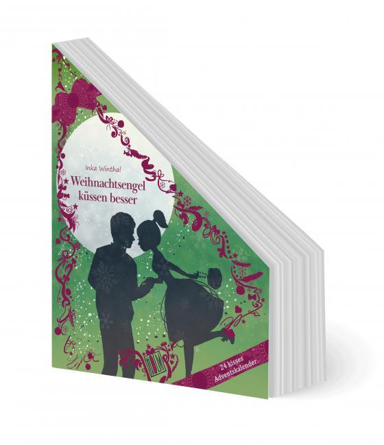 Cover-Bild Weihnachtsengel küssen besser