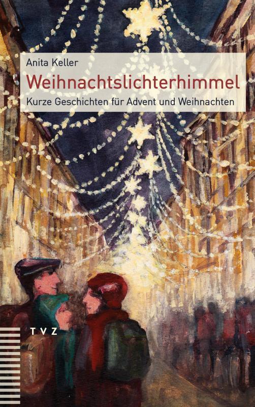 Cover-Bild Weihnachtslichterhimmel