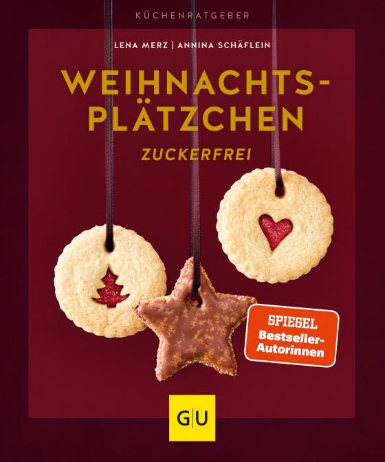 Cover-Bild Weihnachtsplätzchen zuckerfrei