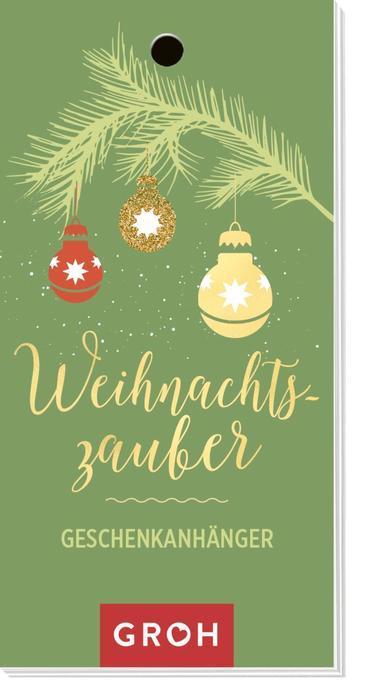 Cover-Bild Weihnachtszauber