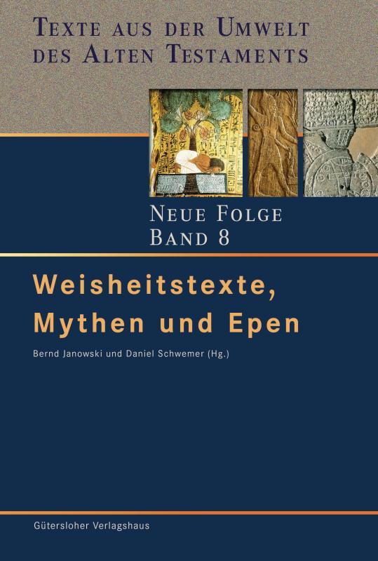 Cover-Bild Weisheitstexte, Mythen und Epen