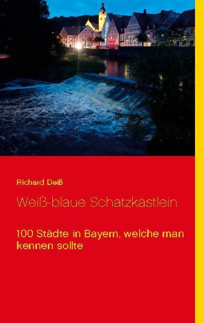 Cover-Bild Weiß-blaue Schatzkästlein