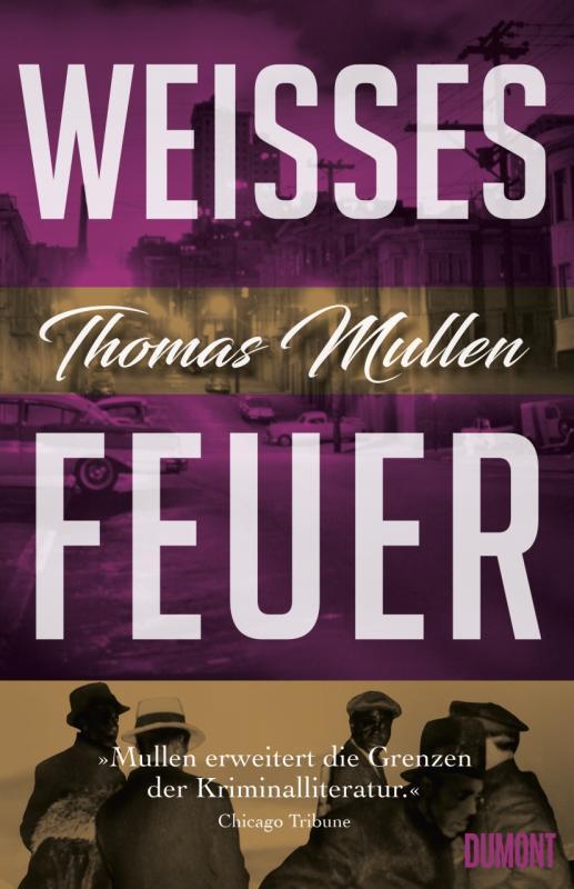 Cover-Bild Weißes Feuer (Darktown 2)