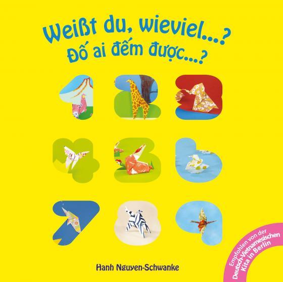 Cover-Bild Weißt du, wieviel…? - Đố ai đếm được…?