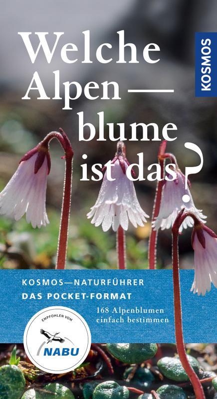 Cover-Bild Welche Alpenblume ist das?