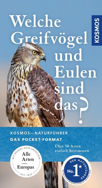 Cover-Bild Welche Greifvögel und Eulen sind das?