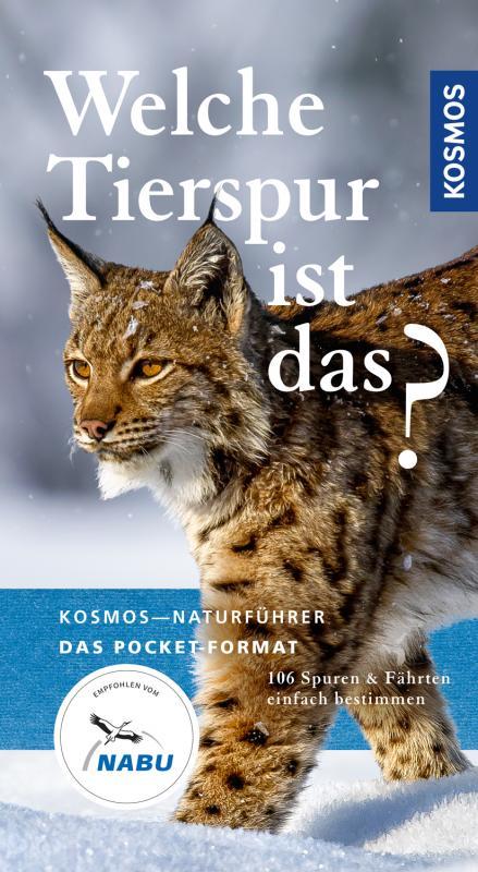 Cover-Bild Welche Tierspur ist das?