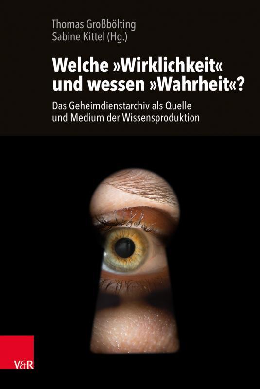 Cover-Bild Welche »Wirklichkeit« und wessen »Wahrheit«?